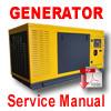 Komatsu EG300-1 Engine Generator Service Repair Manual PDF