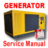 Komatsu EG200-1 Engine Generator Service Repair Manual PDF